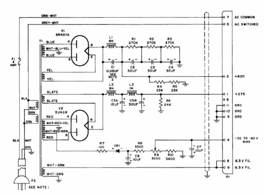 Original Schematic
